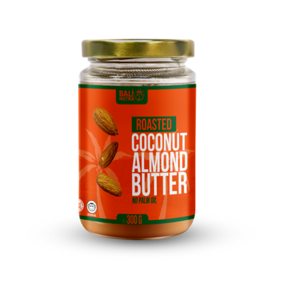 Coconut Almond Butter 300g