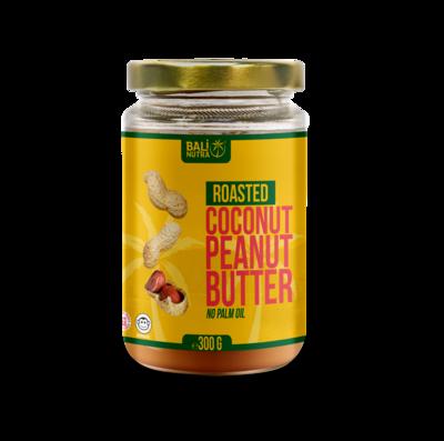 Coconut Peanut Butter 300g