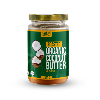 Organic Coconut Butter 300g