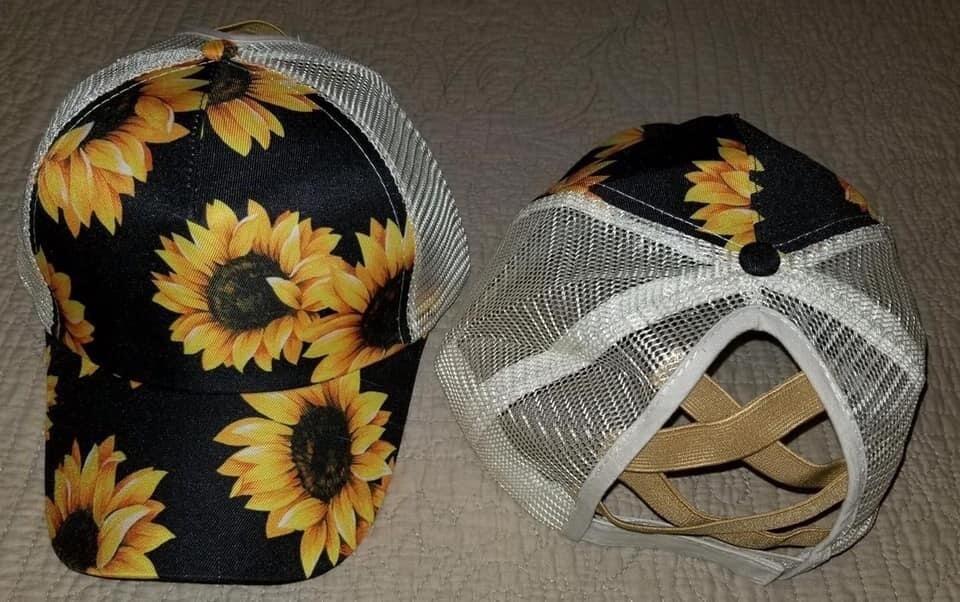 Criss Cross Hats