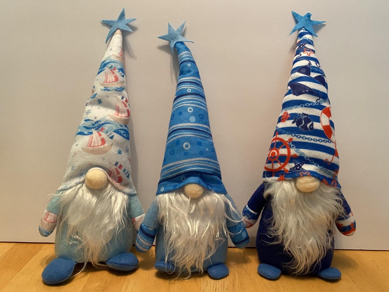 Nautical Gnomes