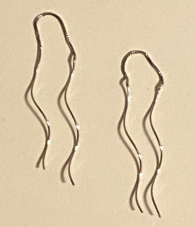 Hairpin Turn Earrings