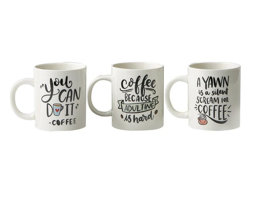 Sassy Coffee Mugs