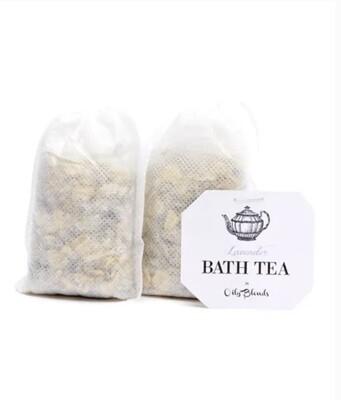Bath Tea Bag Set - Lavender