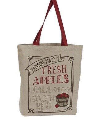 Fresh Apples Tote