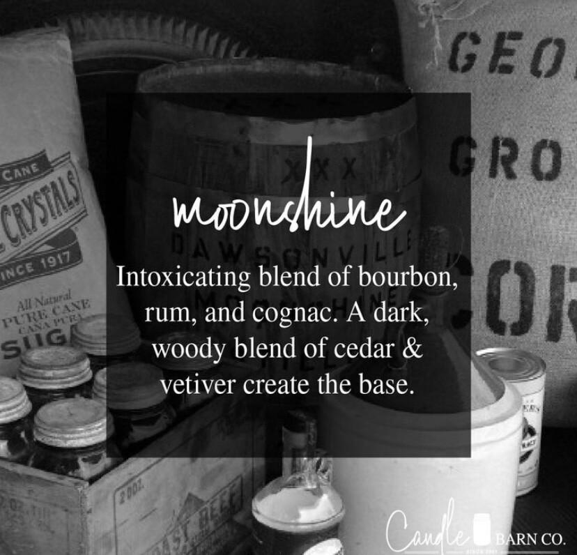 Moonshine Soy Candles & Melts