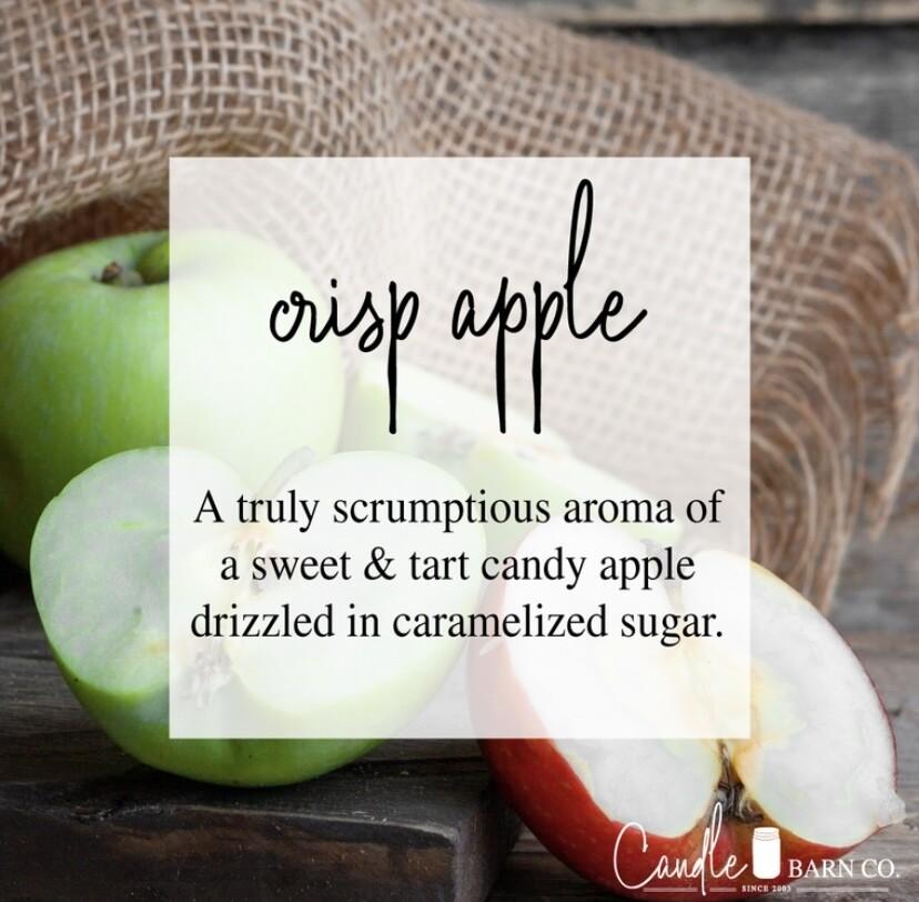 Crisp Apple Soy Candles & Melts
