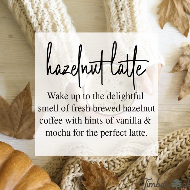 Hazelnut Latte Soy Candles & Melts