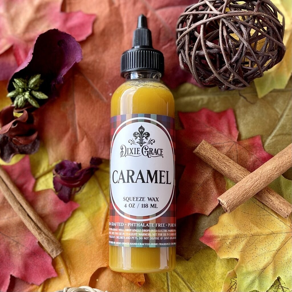 Squeeze Wax: Fall Scents