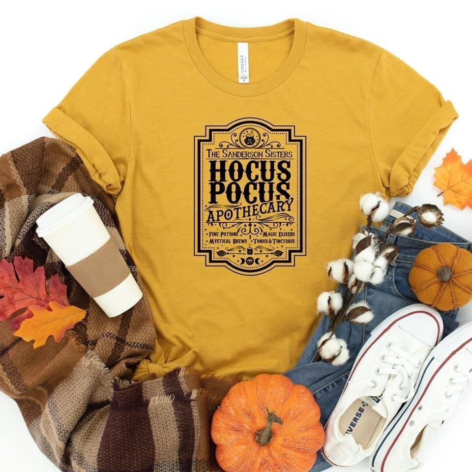 Hocus Pocus Tee