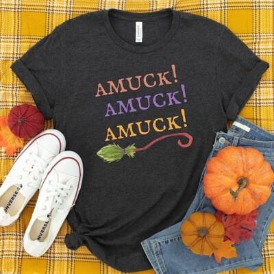 Amuck Tee