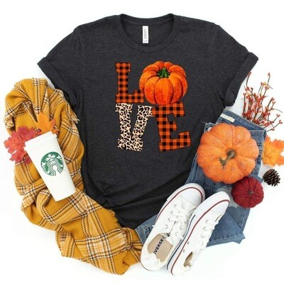 Pumpkin Love Tee