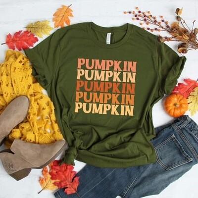 Pumpkin Pumpkin Tee