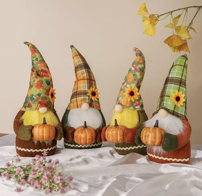 Harvest Gnomes