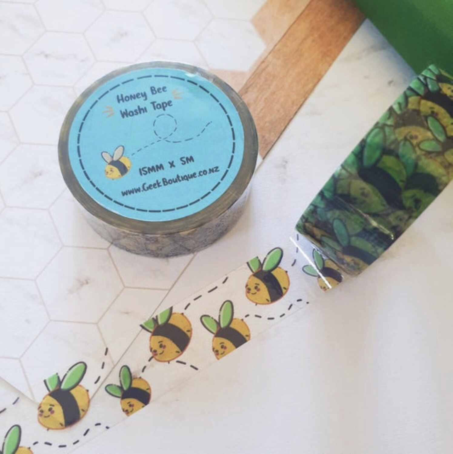 Busy Bee Cleartape