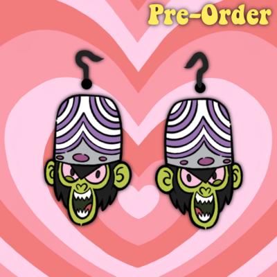 MOJO earrings -PRE ORDER