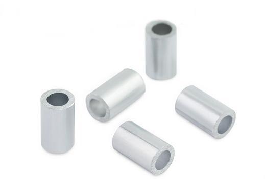 Пломба алюминиевая (6х1)-L=10 мм