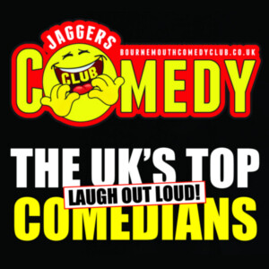 Jaggers Comedy Club Book Tickets Here
