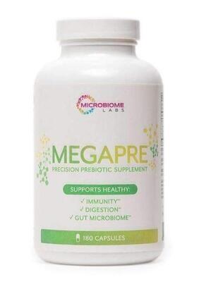 MegaPre Prebiotic Capsules