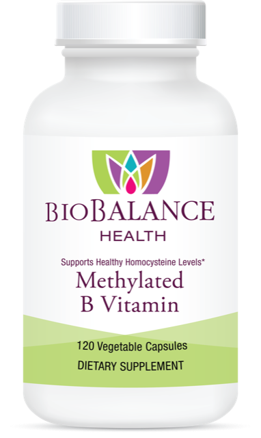 Methylated B Vitamin Complex