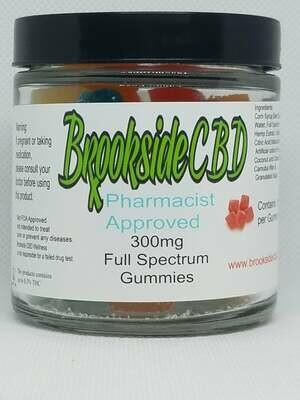 Brookside Full Spectrum Gummies 30 Count