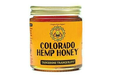 Colorado Hemp Honey 6oz Jar