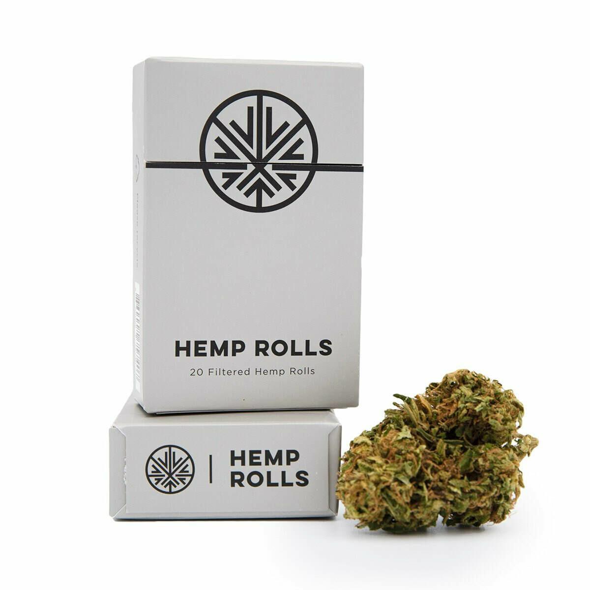 Hemp Rolls 20 ct