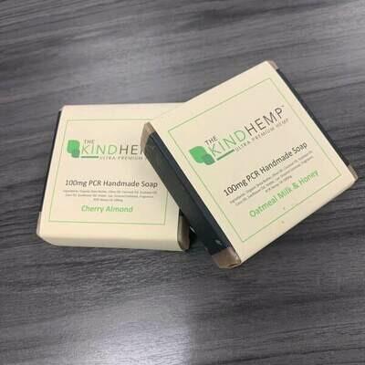 Kind Hemp Handmade CBD Soap 100 mg