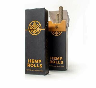 Hemp Rolls 10 ct