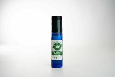 Peppermint Roll On CBD Oil