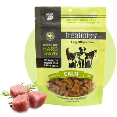 Treatibles Hard Chews (Calm) Large Bag