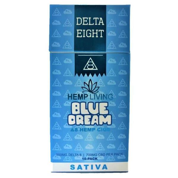 Blue Dream Delta 8 Cigarettes