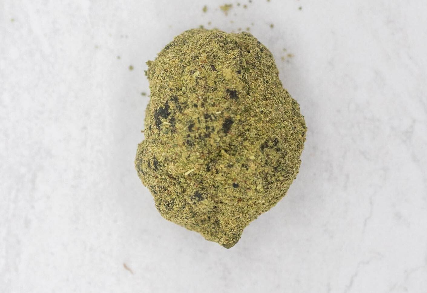 Delta 8 THC Smokable Flower - Kief Dusted Sour Space Candy