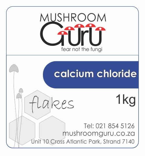 Calcium Chloride Flakes (1 kg)