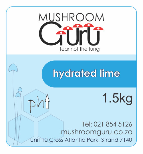 Hydrated Lime (1.5 kg)