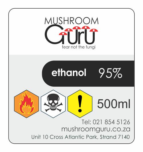 Alcohol 95% Ethanol (500 ml)