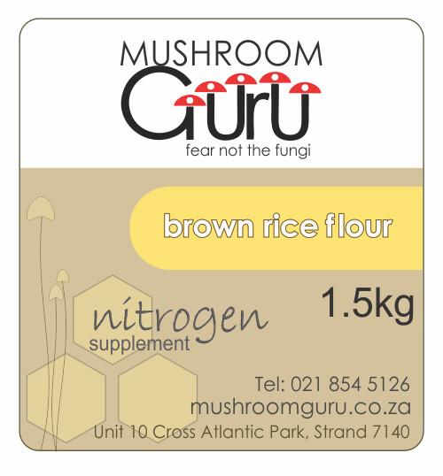 Brown Rice Flour (1.5 kg)