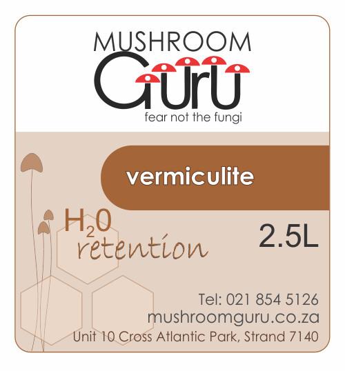 Vermiculite (2.5 litres)