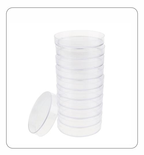 Petri Dishes 65mm Plastic (10 pack)