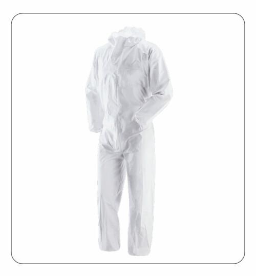 Disposable Coverall (non-woven)