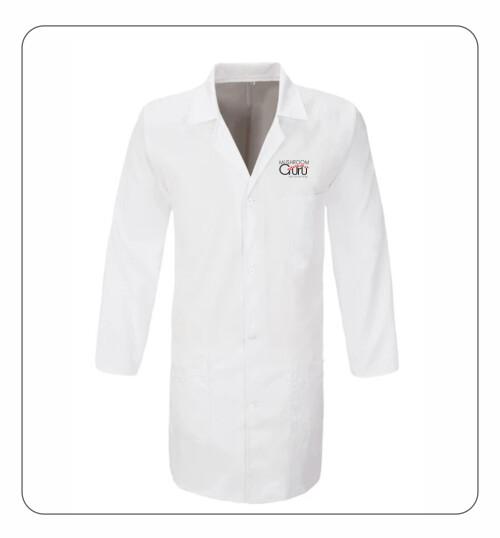 White Lab Coat (various sizes)