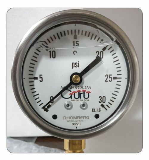 Pressure Cooker Pressure Gauge (each)