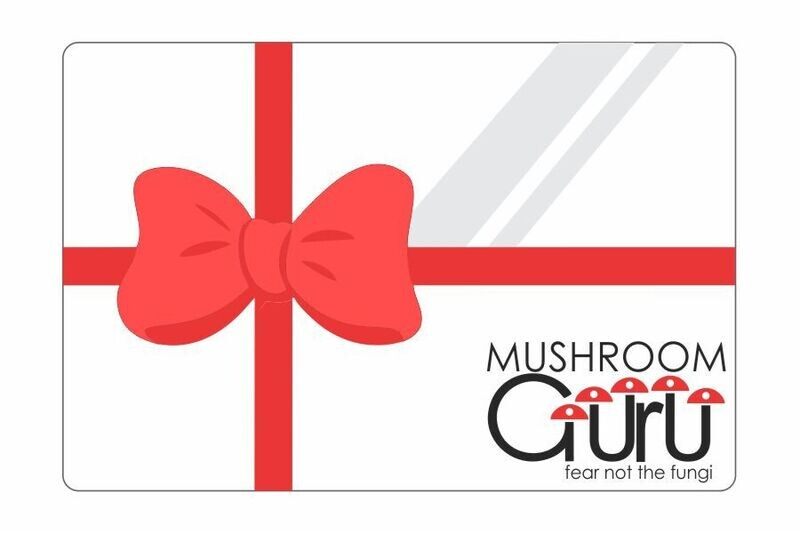 Mushroom Guru Gift Card