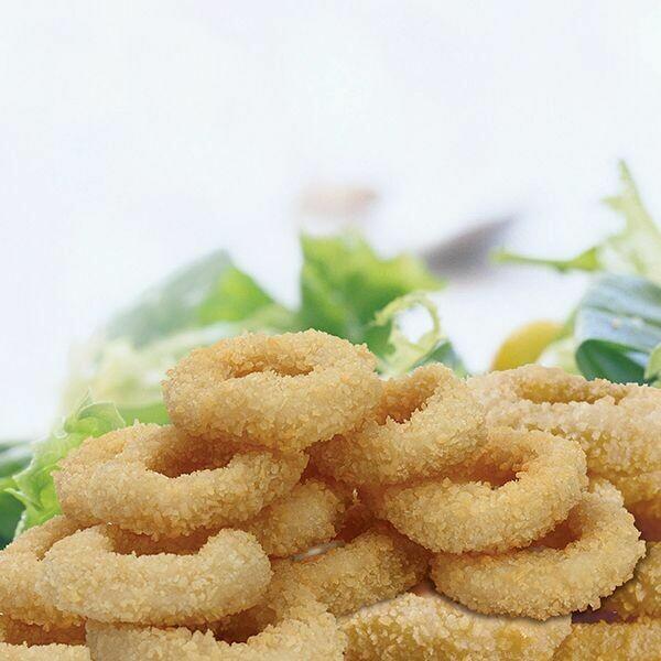 Breaded Squid Rings