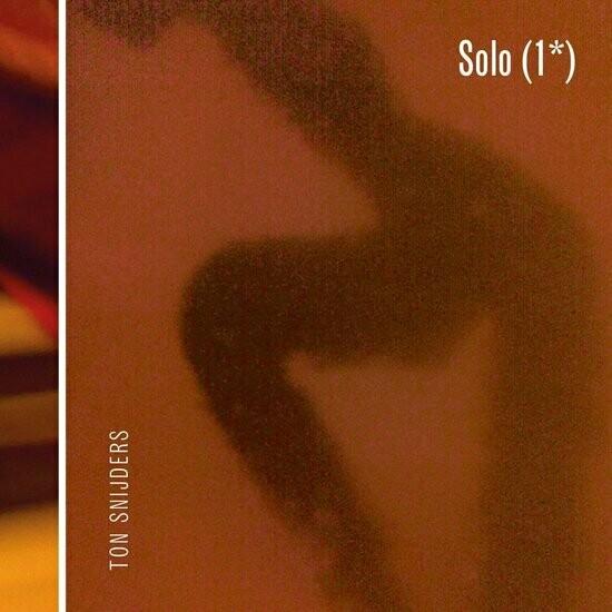Ton Snijders - Solo 1 (2020) Gesigneerd
