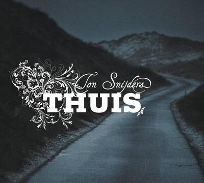 Ton Snijders - Thuis (2010) Gesigneerd