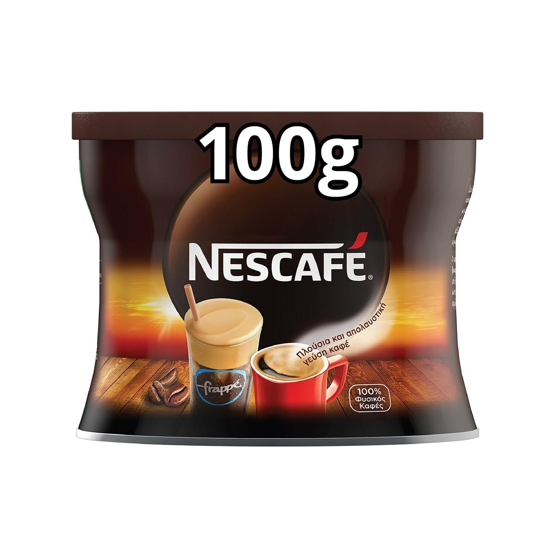 NESCAFE 100gr ΣΤΙΓΜΙΑΙΟΣ CLASSIC