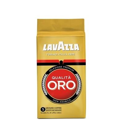 LAVAZZA 250gr ΚΑΦΕΣ ESPRESSO QUALITA ORO GOLD