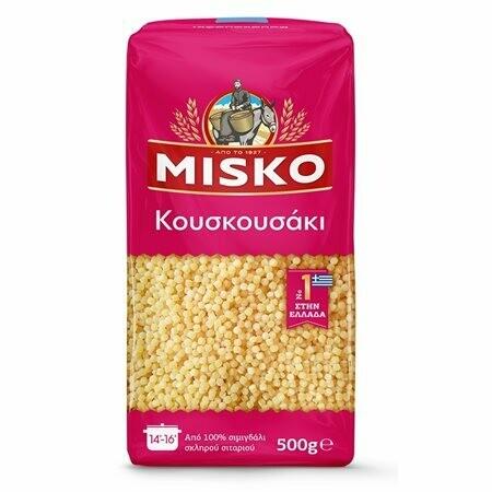 MISKO 500gr ΖΥΜΑΡΙΚΑ ΚΟΥΣΚΟΥΣΑΚΙ