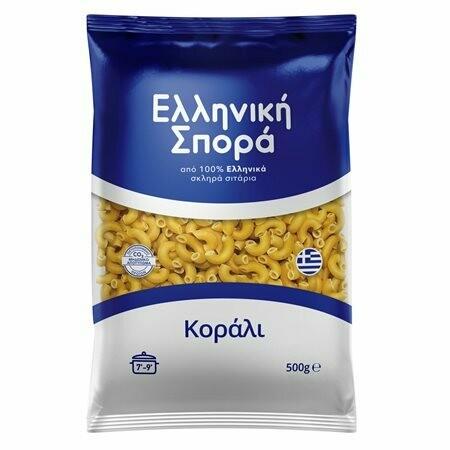 ΕΛΛΗΝΙΚΗ ΣΠΟΡΑ 500gr ΚΟΡΑΛΙ